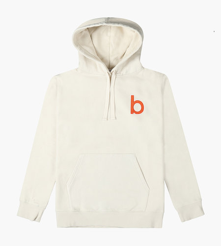 Baskèts Baskèts Heavy Cotton Hoodie Teddy Cream