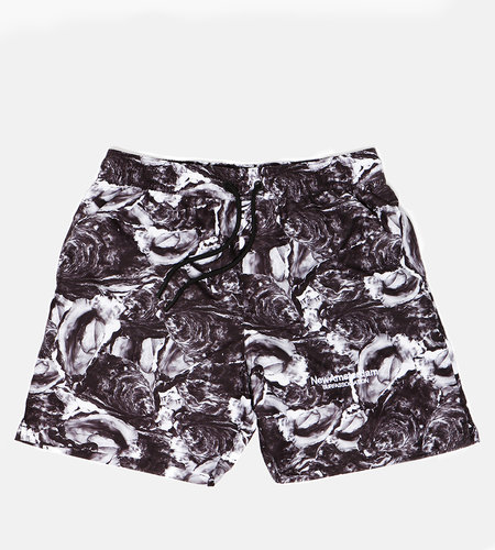 New Amsterdam New Amsterdam Oyster Swimshort Digital Oyster Print