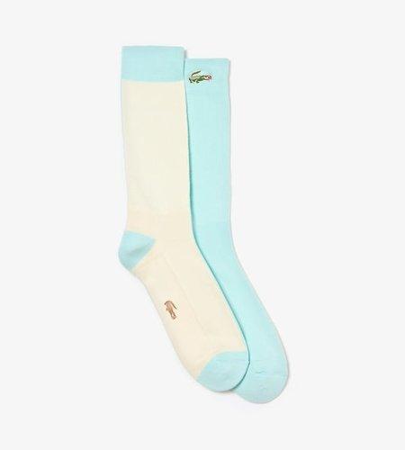 Lacoste Live Lacoste x Golf Le Fleur Socks Blue