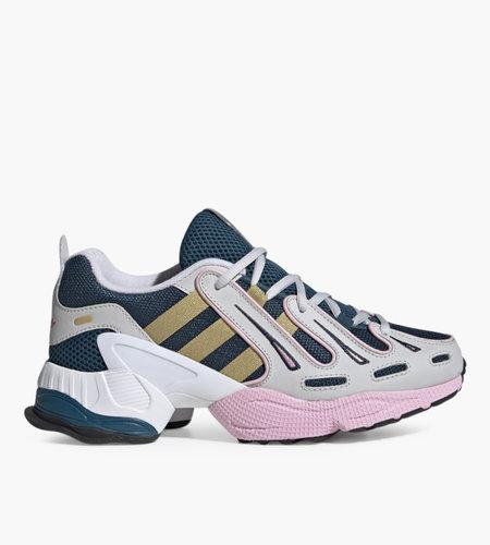 Adidas Adidas EQT Gazelle W Tech Mineral Gold Metallic True Pink