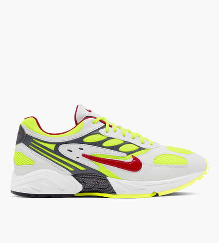 Nike Nike Air Ghost Racer White Atom Red Neon Yellow Dark Grey