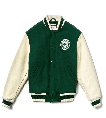 Lacoste Live Lacoste x Golf Le Fleur Bomber Jacket Green