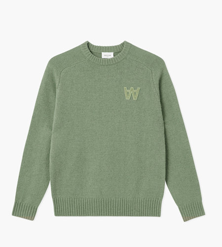 Wood Wood Wood Wood Kevin Sweater Dusty Green