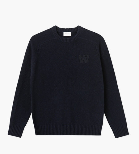 Wood Wood Wood Wood Kevin Sweater Navy
