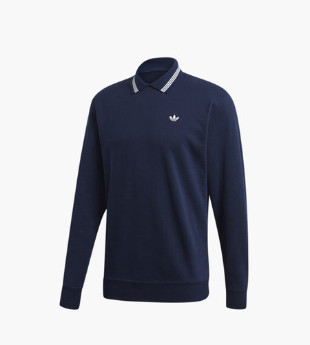 Adidas Adidas Polo Sweatshirt Night Indigo