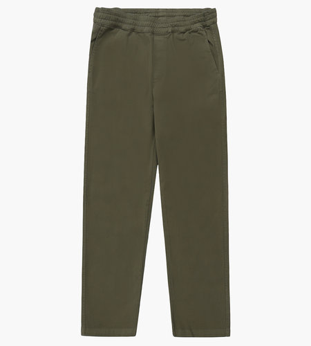 Baskèts Baskèts AW19 Heavy Cotton Trousers Olive Green