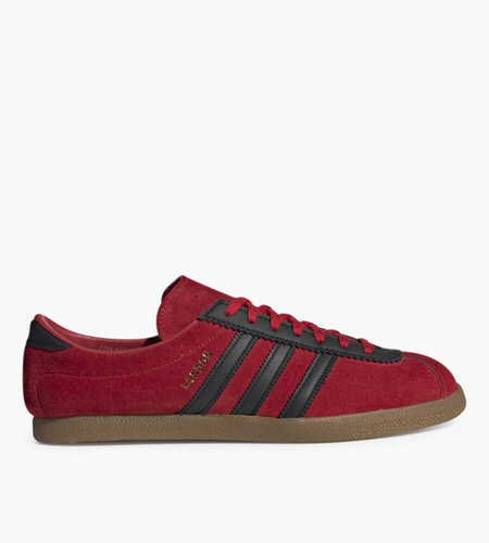 Adidas Adidas London Scarlet Black Gold Metallic