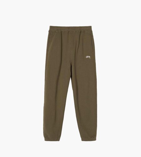 Stussy Stussy Stock Fleece Pant Olive