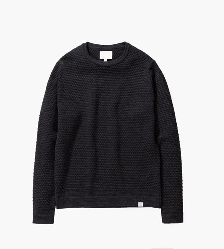 Norse Projects Norse Projects Skagen Bubble, Charcoal Melange