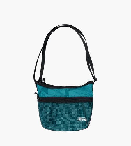 Stussy Stussy Light Weight Shoulder Bag Teal