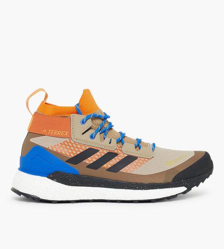Adidas Adidas Terrex Free Hiker G Tech Copper Core Black Blue
