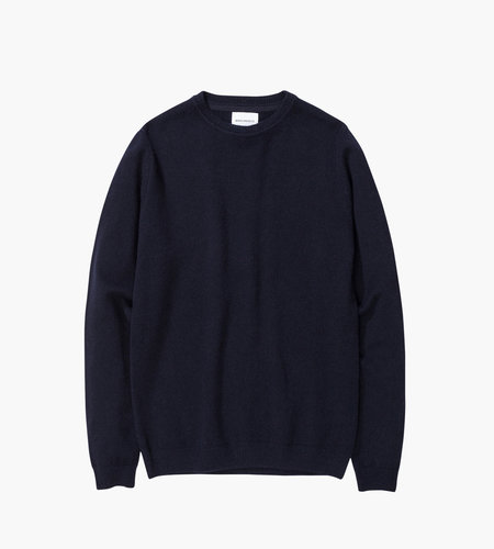 Norse Projects Norse Projects Sigfred Lambswool Dark Navy