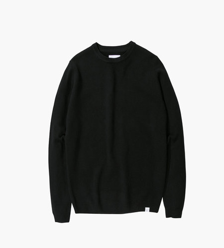 Norse Projects Norse Projects Sigfred Lambswool Black