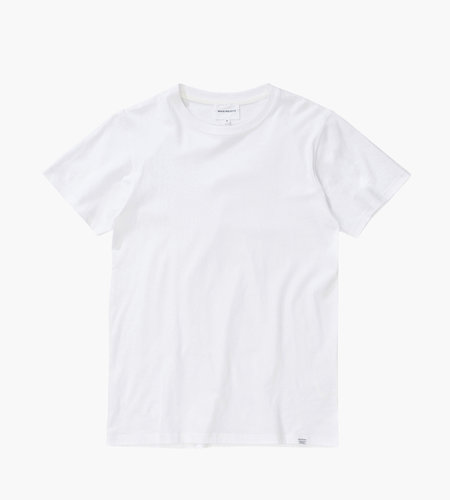 Norse Projects Norse Projects Niels Standard SS Tee White