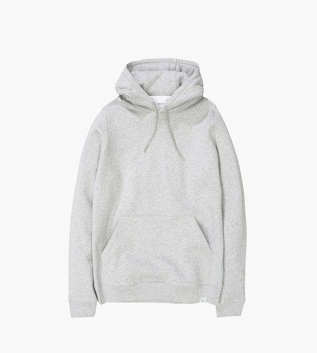 Norse Projects Norse Projects Vagn Classic Hood Light Grey Melange
