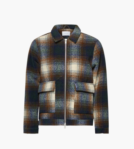 Legends Legends Ortega Jacket Brown Check