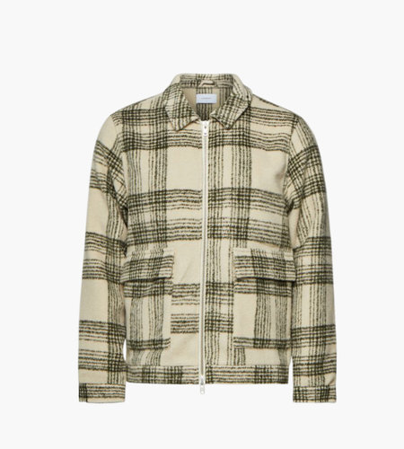 Legends Legends Ortega Jacket Beige Check
