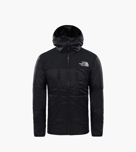 The North Face The North Face M HIM Light Down Hooded Jacket Black
