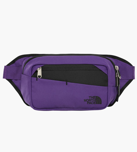 The North Face The North Face Bozer Hip Pack II Hero Purple Black
