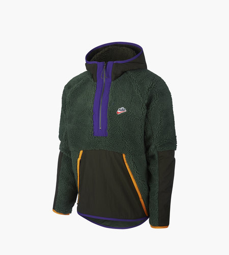 Nike Nike M NSW HE Hoodie HZ Winter Galatic Jade Sequoia Kumquat