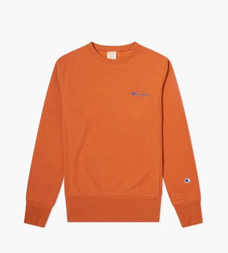 Champion Champion Crewneck Sweatshirt Burned Orange