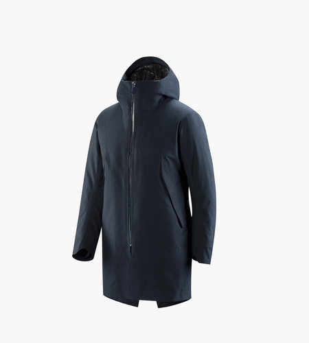 Arcteryx Arc'teryx Veilance Monitor Down TW Coat Dark Navy Heather