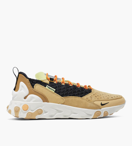 Nike Nike React Sertu Club Gold Black Wheat
