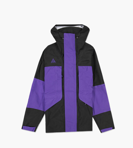 Nike Nike ACG Jacket HD Goretex Black Court Purple