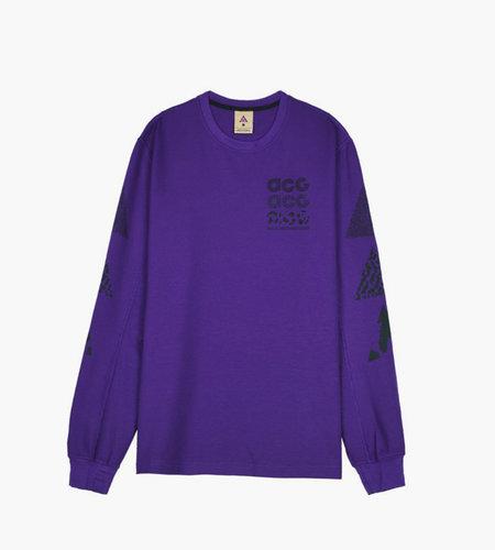 Nike Nike ACG LS GX Waffle Court Purple