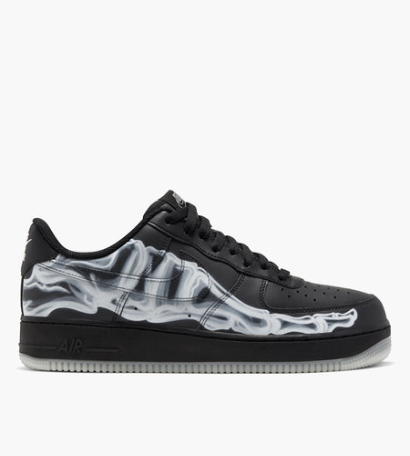 Nike Nike Air Force 1 '07 Skeleton QS Black Black