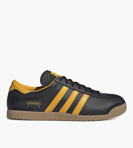 Adidas Adidas Oslo Core Black Tribe Yellow Gum 4