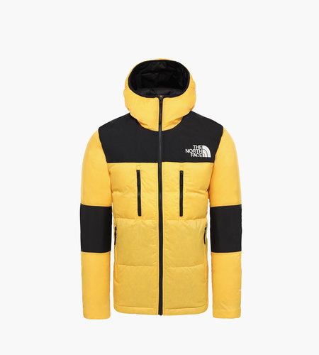 The North Face The North Face M HIM Himalaya Light Down Hooded Jacket Yellow