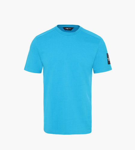 The North Face The North Face M S/S Fine 2 Tee Acoustic Blue