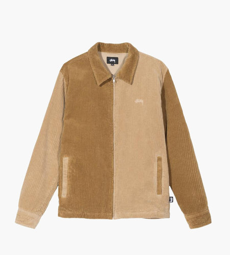 Stussy Stussy Mix Up Cord Jacket Brown