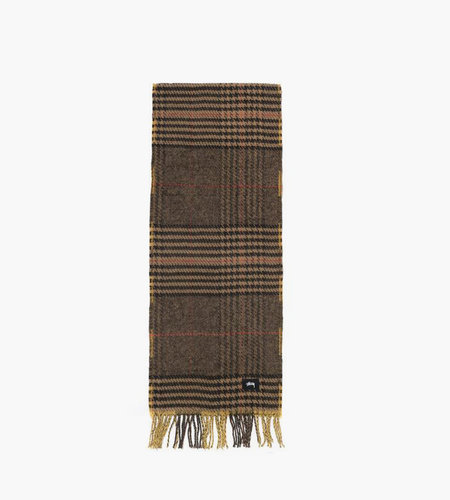 Stussy Stussy Ho19 Double Faced Wool Scarf Multi