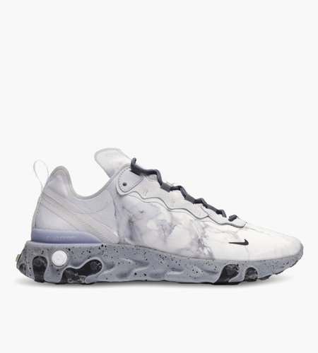 Nike Nike React Element Nike react element 55 / Kendrick Lamar Pure Platinum Clear Wolf Grey Black