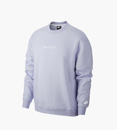 Nike Nike M NSW Jdi Crewneck Lavender Mist White