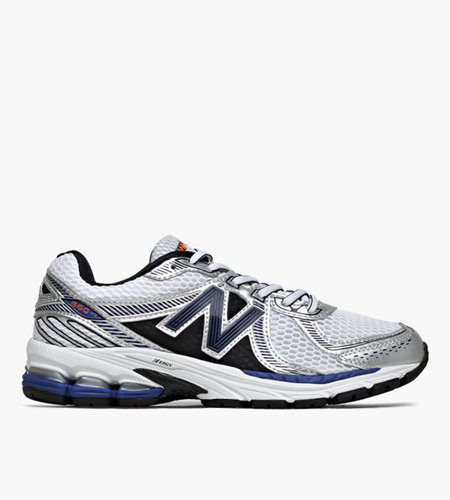 New Balance New Balance ML860 D White Grey Blue