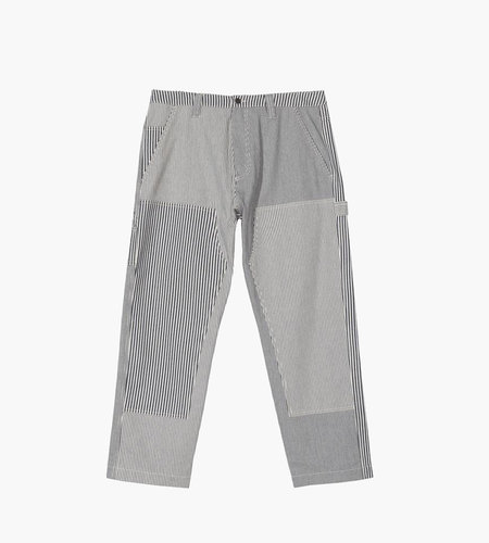 Stussy Stussy Mixed Stripe Work Pant Hickory