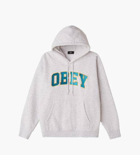 Obey Obey Sports Hood Ash Grey