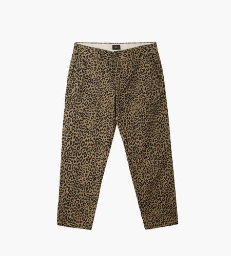Obey Obey Hardwork Carpenter Pant II Khaki leopard