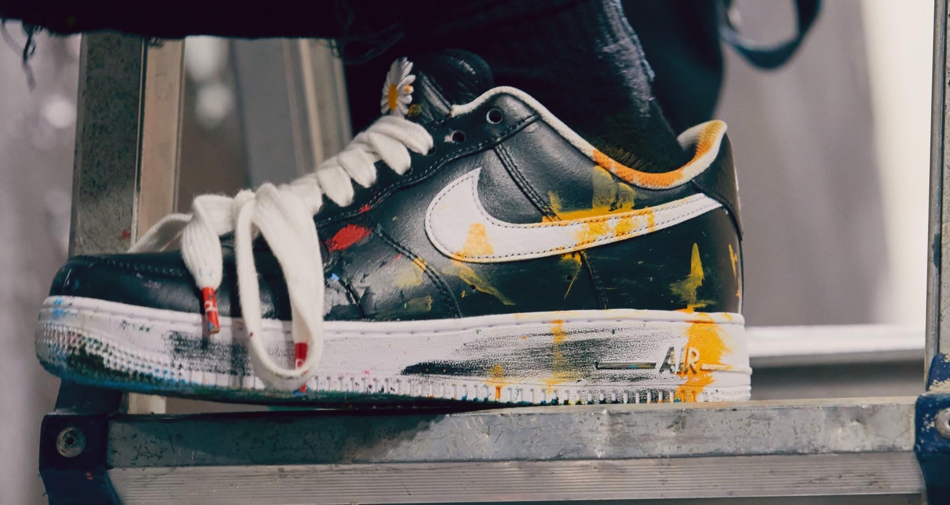 Nike Air Force 1 'PARA-NOISE' G-Dragon