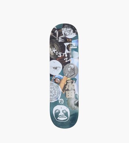 Soulland Soulland Meets Numbers Eric Koston Deck 8.5