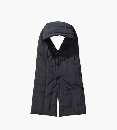 Norse Projects Norse Projects Snap Quilt Scarf Slate Grey