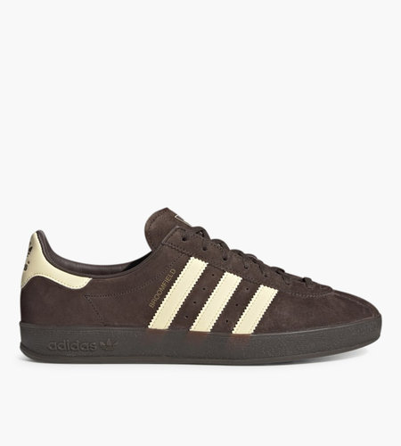 Adidas Adidas Broomfield Brown Easy Yellow Gold Metallic