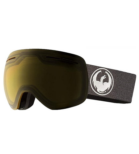 Dragon Alliance X1 One Snow Goggles Echo Transition Yellow