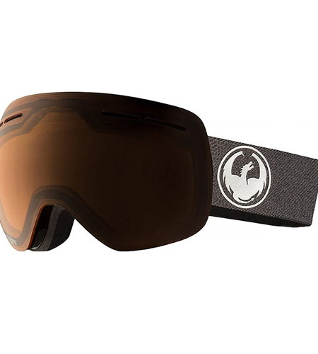 Dragon Alliance X1S 1 Snow Goggles Echo Transition Amber