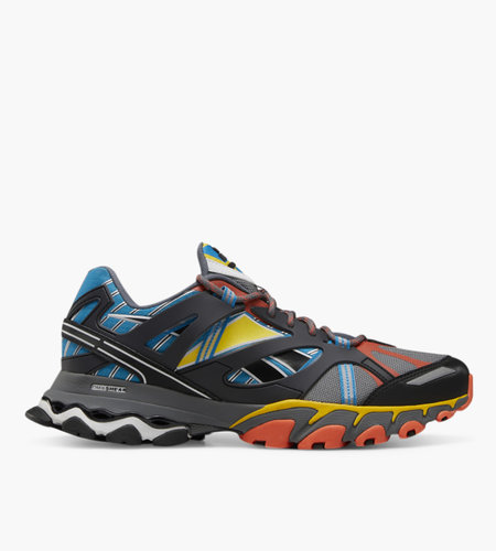 Reebok Reebok DMX Trail Shadow Cold Grey 6 Conrad Blue Vivid Orange