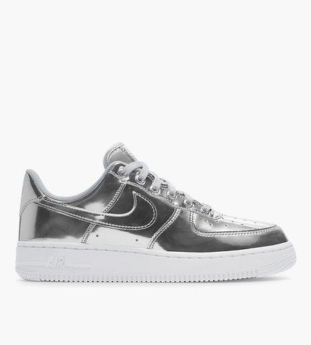 Nike Nike Air Force 1 W SP Chrome Metallic Silver White