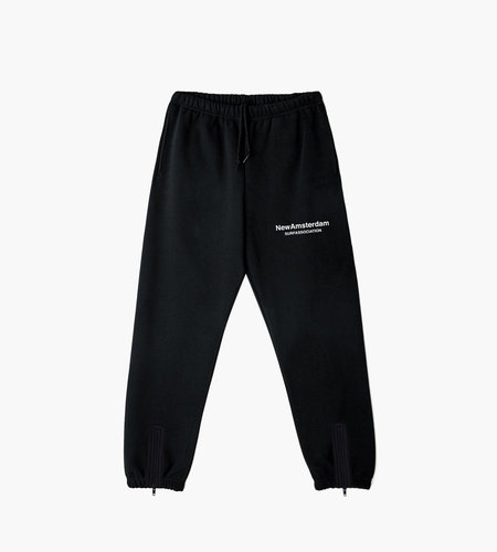 New Amsterdam Team Jogger Black